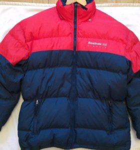 Пуховая Куртка мужская Reebok