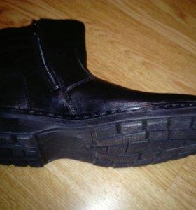 Новые Зимние ботинки 37 размер