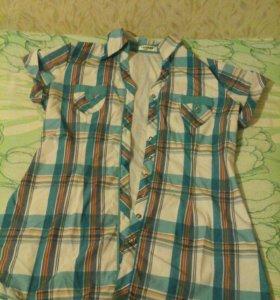 Рубашка женские