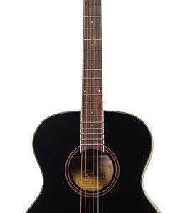 Акустическая гитара Cruzer ST-24 BK