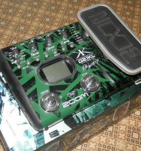 Продам гитарный процессор Zoom G2.1u.