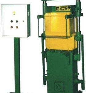 Станок для производства блоков (20-20-40) Квадр 1