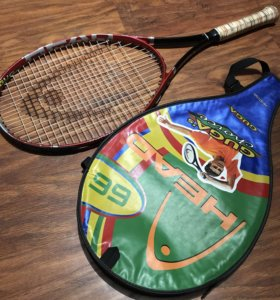 Ракетка теннисная 66