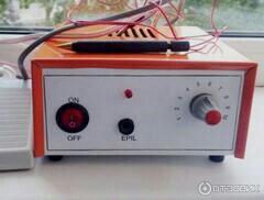 Аппарат электроэпиляции