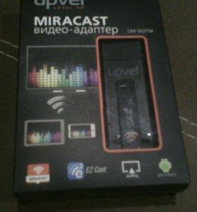 Видео-адаптер miracast um-503tm