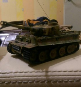 Tiger 1 масштаб 1:56 р/у