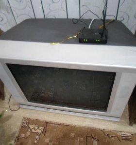 Телевизор большой Тошиба