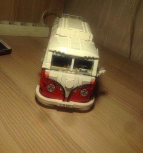 Машина Лего