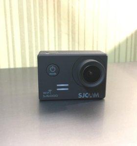 Экшн Камера SJCAM 5000 wi-fi