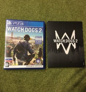 Watchdogs 2 deluxe edition