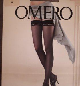 Чулки Omero новые 3 размер