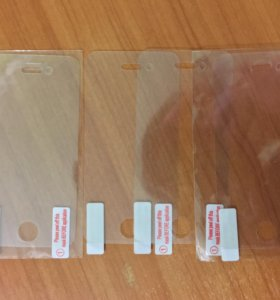Плёнки iPhone 4/4S