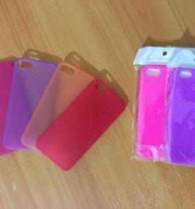 Чехлы iPhone 5/5S/SE