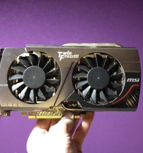 MSI GeForce GTX 660 TwinFrozr