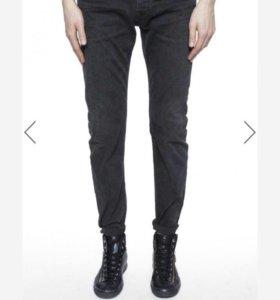 Новые джинсы Diesel Black Gold