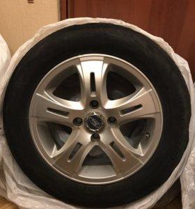 ДИСКИ С РЕЗИНОЙ от Ford Fusion 195/60/R15
