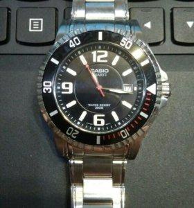 Мужские часы Casio MTD-1053D-1A