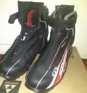 Лыжные ботинки SPINE polaris skate NNN
