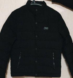 Мужская куртка утеплённая