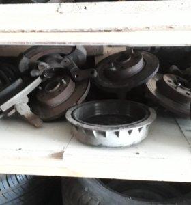тормозные барабаны ваз 2114
