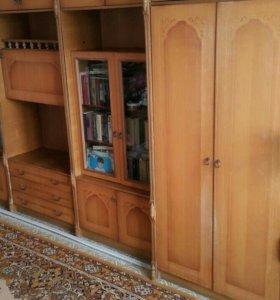 Шкаф с пеналом для одежды