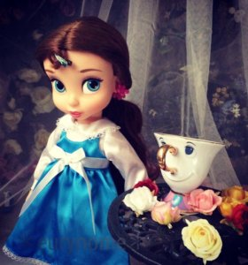 Кукла Бель Аниматор из Дисней стор