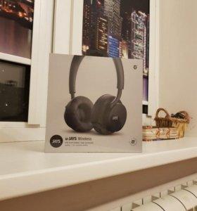Наушники Bluetooth Jays U-Jays Wireless Black (T00