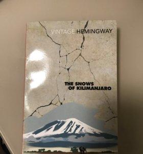 Книга the snows of Kilimanjaro