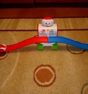 Детская игра Весёлые старты, с 18 месяцев