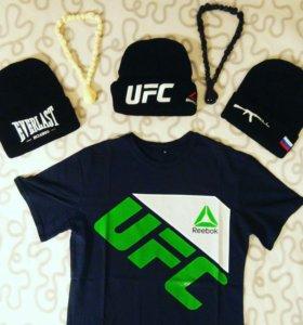 Футболка Reebok UFC 2018