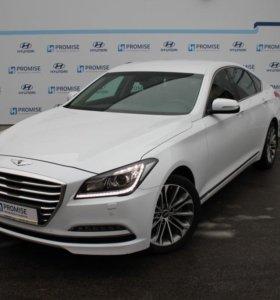 Hyundai Genesis, 2016