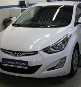 Hyundai Elantra, 2015