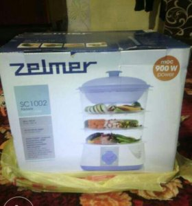 Продам новую пароварку фирмы Zelmer (без коробки)
