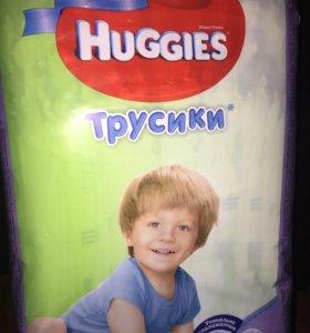 Трусики-подгузники Huggies 6