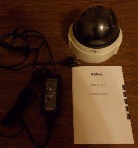 Купольная сетевая камера Axis 215 б/у