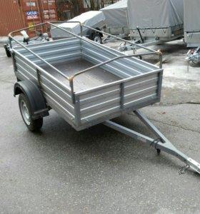 Прицеп для легкового автомобиля 2.0х1.2м