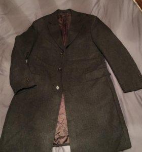 Пальто Suitsupply кашемир
