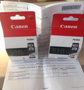 Картридж CANON PG-510ч