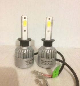 LED лампы H1