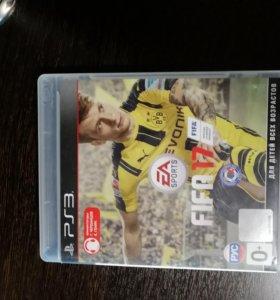 Fifa'17 на PS 3