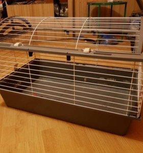 Клетка для грызунов кроликов порских свинок