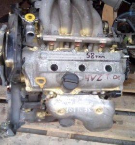Двигатель Toyota 4VZFE