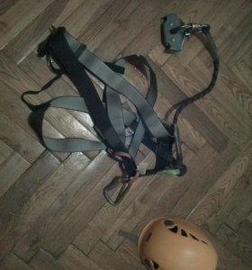 Снаряжение для занятия альпинизмом PETZL