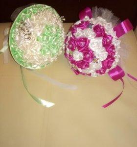 Свадебные букеты - дублеры