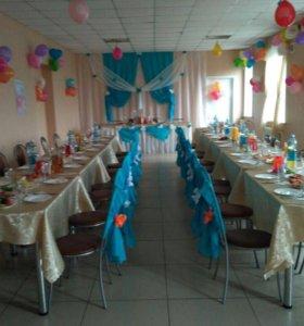 Банкеты, свадьбы, торжества