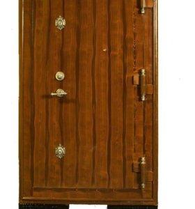 Старинный сейф Меллеръ