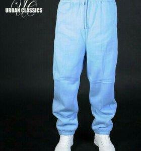 """Спортивные штаны большого размера """"Urban Classics"""""""
