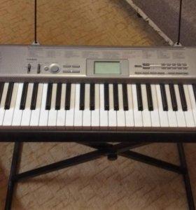 Клавишный синтезатор LK-120 + подставка