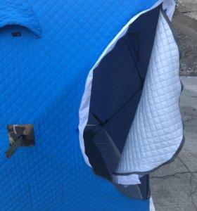 Палатка для зимней рыбалки куб 180*180*205