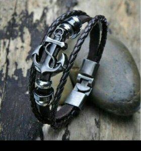 Новый стильный браслет на руку